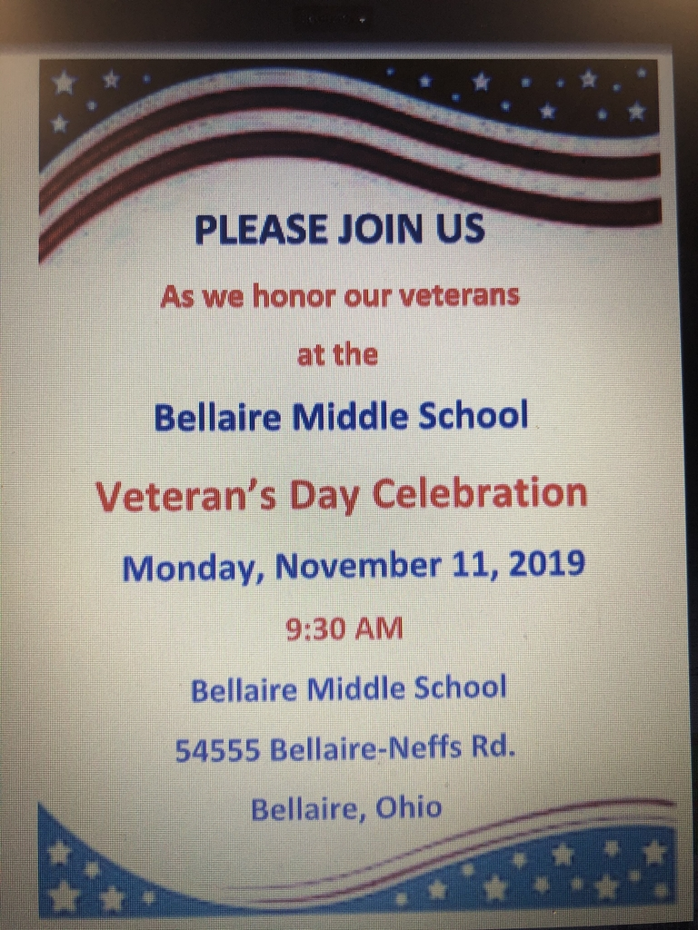 Veterans Day Program at BMS