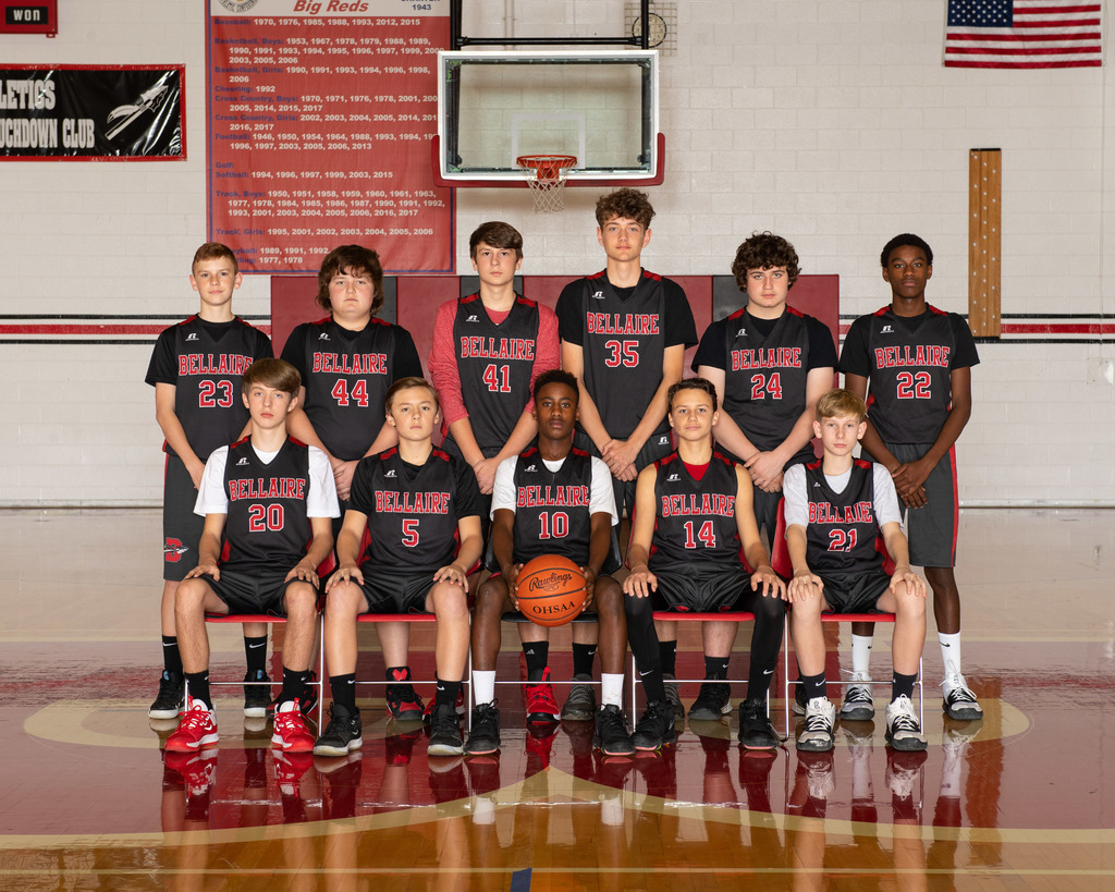 8th-grade basketball