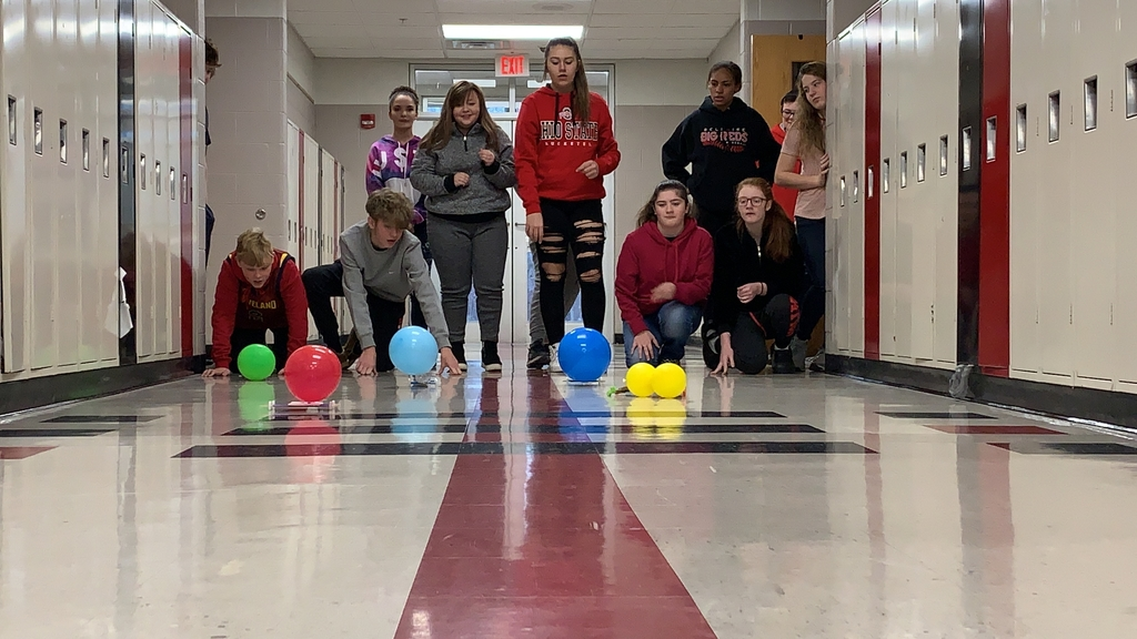 Balloon Car Races